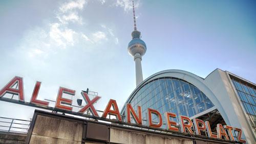 Alexanderplatz Berlin-Mitte