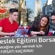 Deutsch türkische Ausbiildungsmesse